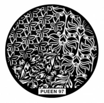 Диск для стемпинга PUEEN №97 | Venko