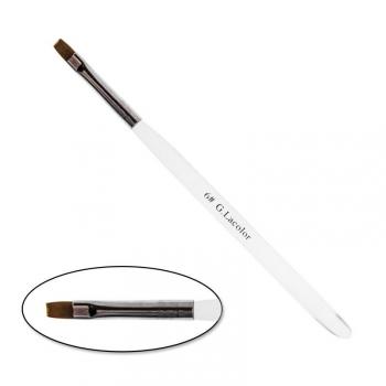 Кисть для наращивания G.Lacolor с прозрачной ручкой №6 | Venko