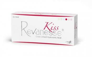 Филлер Revaness Kiss для увеличения губ 2 шприца по 1 мл, игла 4хG27 | Venko