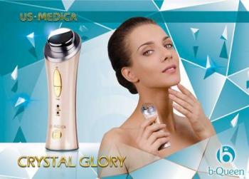 Гальванический массажер US MEDICA Crystal Glory | Venko