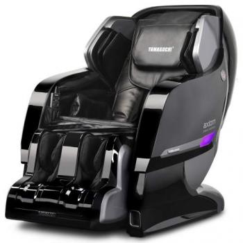 Массажное кресло YAMAGUCHI Axiom Black Edition   Venko