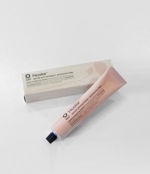 Краска для волос Rolland Oway Hcolor 4.01 Пепельно-натуральный коричневый 100 мл | Venko