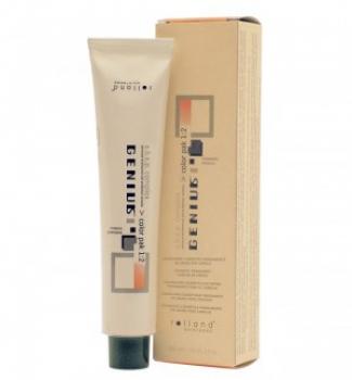 Краситель Genius color pack 5.4 Светло-медный коричневый 100 мл | Venko
