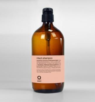 OWAY Htech shampoo Шампунь для подготовки волос к химическим процедурам 500 мл