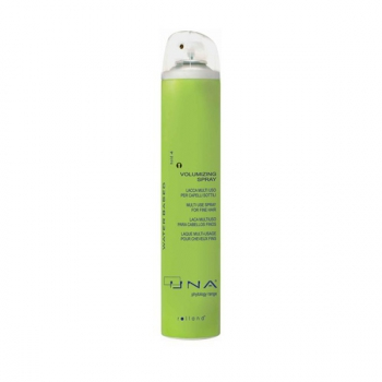 UNA Volumizing Spray Спрей термоактивный для объема волос средней фиксации 500 мл | Venko