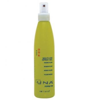 UNA Гель мультифункциональный для укладки волос 250 мл | Venko