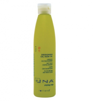 UNA Designing Oil Non Oil Средство для гибкой укладки волос, 250 мл | Venko