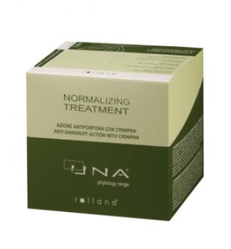 UNA Комплекс для восстановления жирового баланса кожи головы 10 мл №12 | Venko
