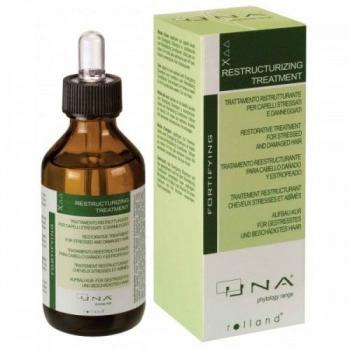 UNA Комплекс для восстановления ослабленных и ушкодженного волос 90 мл | Venko