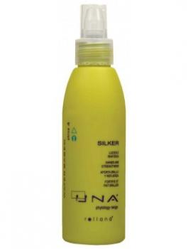 Una Silker Средство для восстановления и блеска волос 150 мл