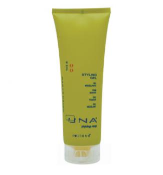 UNA Styling Gel Моделирующий средней фиксации волос 250 мл | Venko