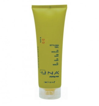 UNA Styling Gel Моделирующий средней фиксации волос 500 мл | Venko