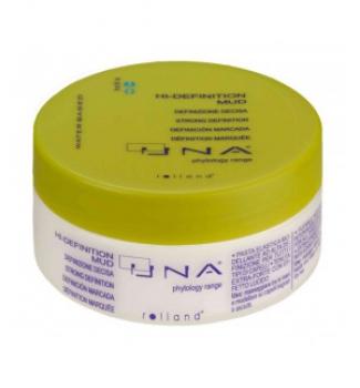 UNA Hi-Definition Mud Средство для укладки волос ультра гибкой фиксации для всех тип.волос,100 мл | Venko