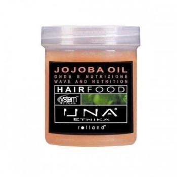 UNA Hair Food Масло жожоба. Маска для облегчения расчесывания волос 1000 мл | Venko