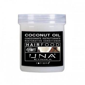 UNA Hair FoodМасло кокоса. Маска для восстановления структуры волос 1000 мл | Venko