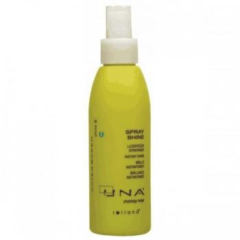 UNA Spray Shine Спрей для мгновенного блеска волос,150 мл | Venko