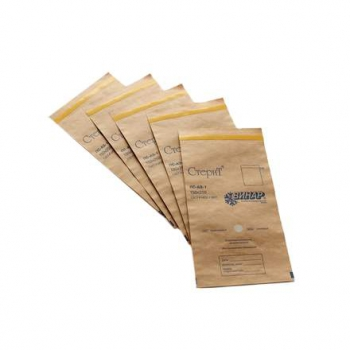 Пакеты для стерилизации крафт Медтест 100х250 мм,100шт