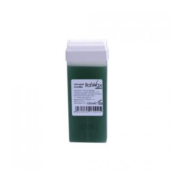 Воск в кассетах ItalWax Хлорофилл, 100 мл
