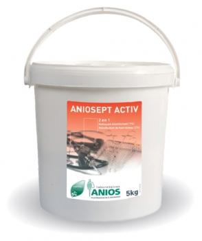 Аниосепт актив UA, Ведро на 1 кг, Д | Venko