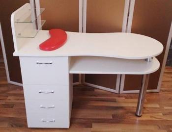 Маникюрный стол Стандарт Плюс | Venko