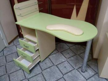 Маникюрный стол Стандарт (цветной) | Venko