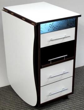 Складной маникюрный стол с УФ лампой | Venko