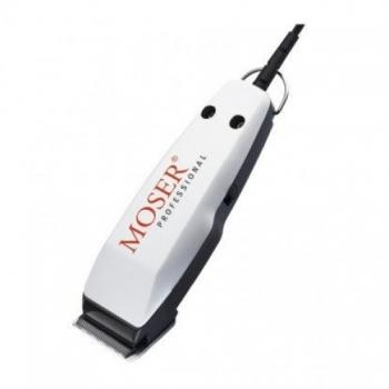 Машинка для стрижки Moser mini белая 3-6 мм | Venko
