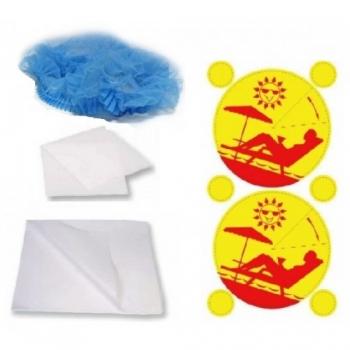 Одноразовый комплектдля солярия женский Солнечный рай № 1 | Venko