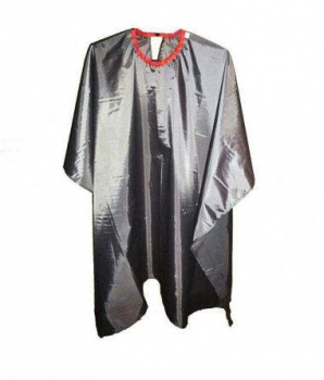 Пеньюар для клиента Лабутен серый 150см | Venko