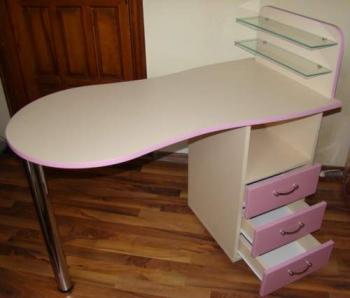 Маникюрный стол Каприче
