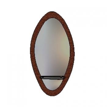 Зеркало для парикмахерского зала