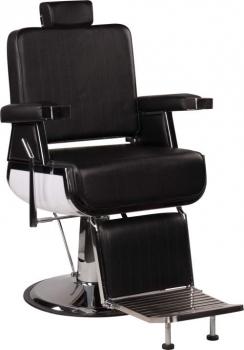Кресло парикмахерское барбершоп Elegant (темно-коричневое) Ayala | Venko