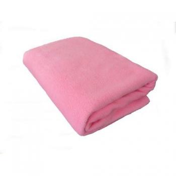 Чехол на кушетку 1,0х2,20 м (махра-флис) розовый | Venko