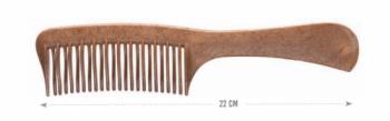 Гребень Eurostil деревянный | Venko