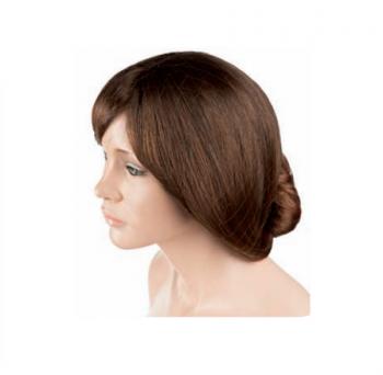 Сеточка для волос Eurostil светлая (уп. 12 шт)