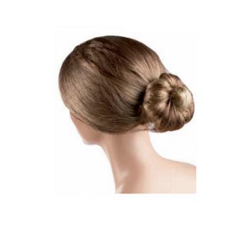 Сеточка для волос Eurostil блонд. нейлон (уп. 12 шт)