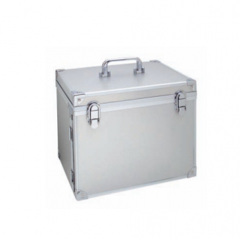 Кейс Eurostil алюминиевый для инструмента 32 Х 25 Х 26