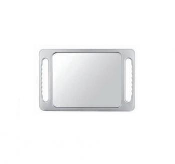 Зеркало Eurostil широкое 40*26 см серебристое   Venko