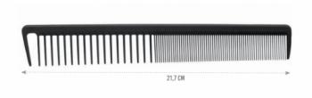 Расческа Eurostil карбон 217 мм | Venko