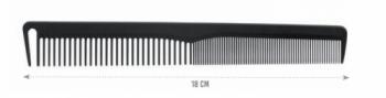 Расческа Eurostil карбон 180 мм | Venko
