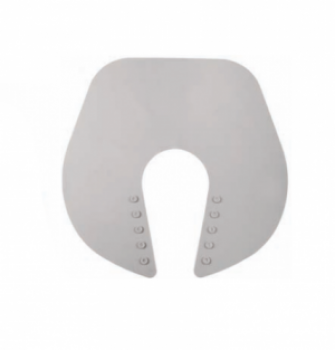 Воротничок для стрижки Eurostil (силикон) | Venko