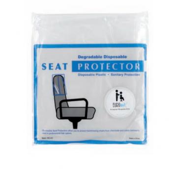 Чехол на спинку кресла Eurostil одноразовый 50 шт(540х55х230) | Venko