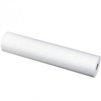 Простынь одноразовая standart белые/синие  0,8х200 п. м