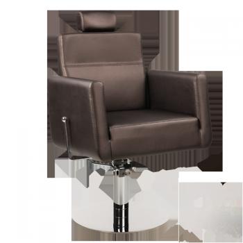 Кресло парикмахерское барбершоп RAY (диск, квадрат) Ayala