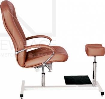 Кресло парикмахерское для педикюра Portos De Lux Ayala | Venko