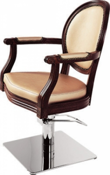 Кресло парикмахерское Royal (газлифт) Ayala | Venko