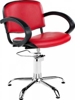 Кресло парикмахерское Eliza 01 (черное) Ayala Архив | Venko
