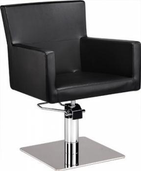 Кресло парикмахерское Isadora 01 (черное) Ayala | Venko