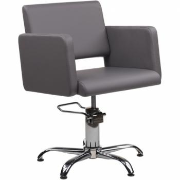 Кресло парикмахерское Lea (серое) Ayala | Venko
