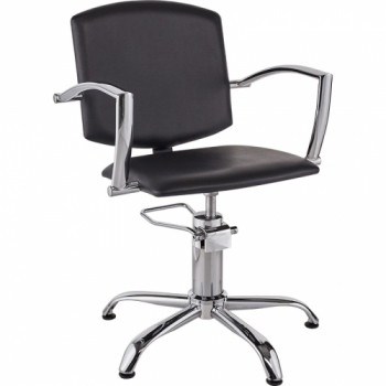 Парикмахерское Кресло парикмахерское Pako (черное) Ayala